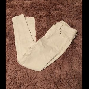 AE Super Stretch High Waisted Skinny Jean